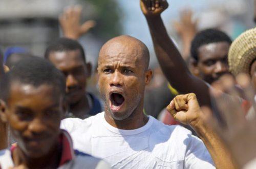 Article : Quel cirque que ce pays d'Haïti !