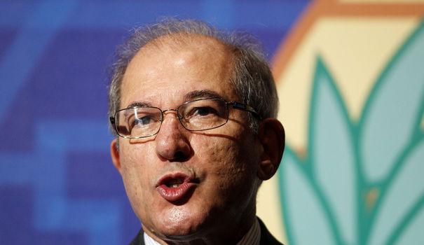 Le directeur général de l'OIAC, Ahmet Uzumcu | PHOTO AFP