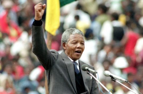 Article : Nelson Mandela : un révolutionnaire emblématique
