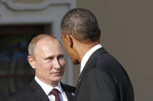 Article : Vers une nouvelle guerre froide ?