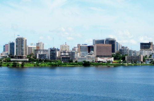 Article : Satisfait d'avoir vu Grand Bassam et Abidjan