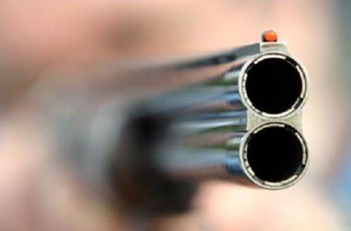Article : Comme pour éviter d'être la proie d'une balle assassine