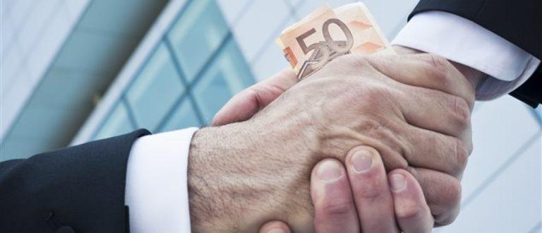Article : Briser la chaîne de la corruption