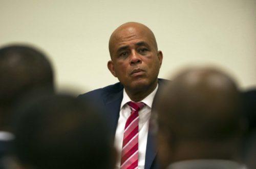 Article : Haïti ou le risque d'un séisme politique