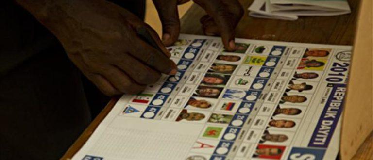 Article : La démocratie politique haïtienne, du bipartisme au multipartisme