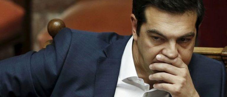 Article : L'erreur stratégique de Tsipras